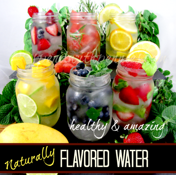 Flavored water 7