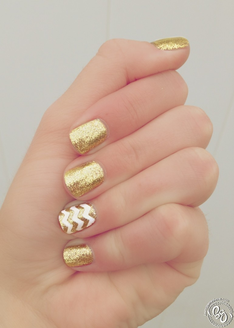 gold touches