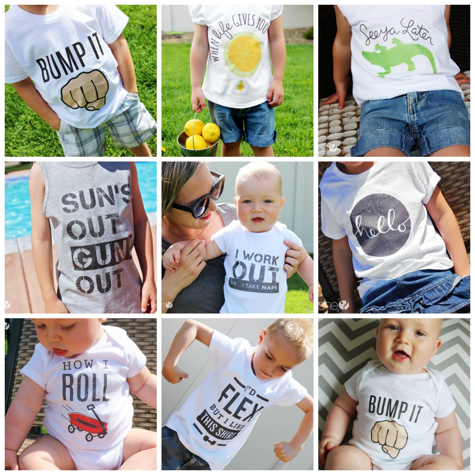 Shirt 4 Collage
