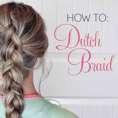 Easy Fishtail Tutorial