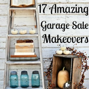 garage sale featured