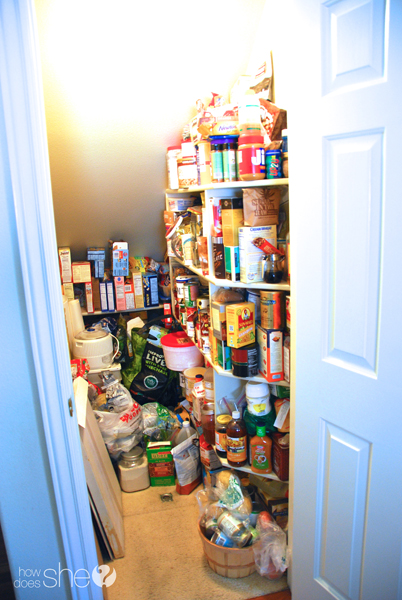 pantry make-over (1)