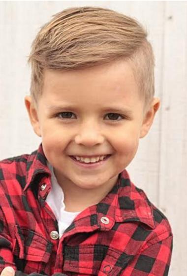 Cute Little Boys Hairstyles