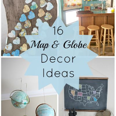 Map Decor featured