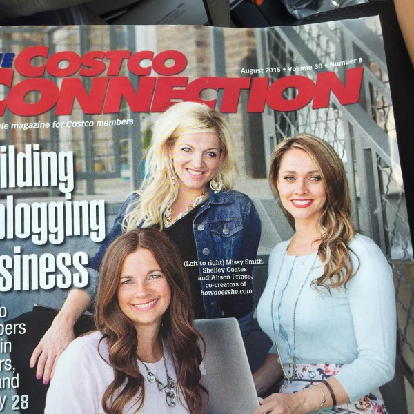 Costco Connection Cover