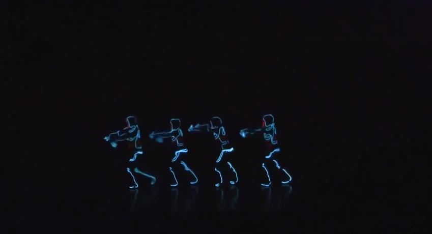 Glow sticks 6.0