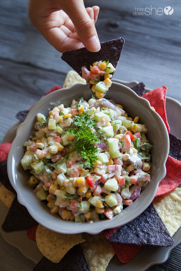 grilled corn and cucumber salsa (13)