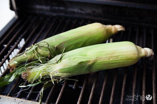 grilled corn and cucumber salsa (2)