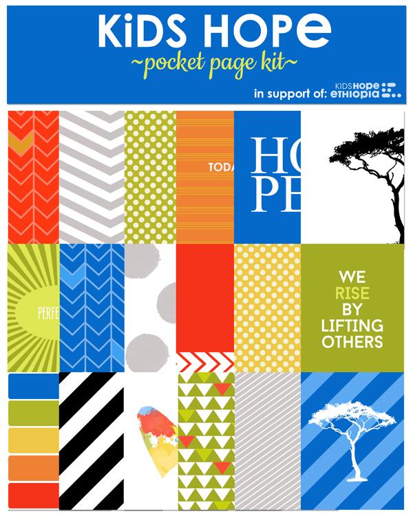 kids hope pocket page card kit (5)