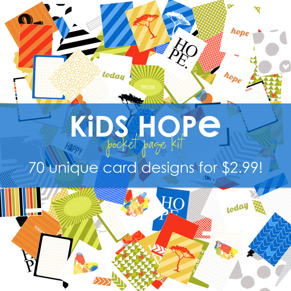 kids hope pocket page card kit (6)
