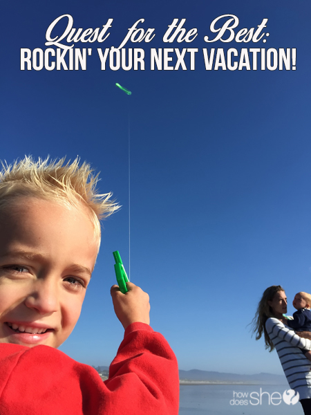 Quest for the Best: Awesome Vacation Game!