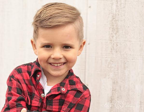Cute Little Boys Hairstyles : 15 Ideas | How Does She