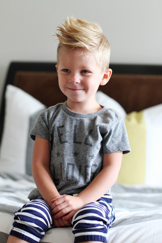 cute little boys hairstyles