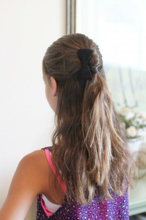 girls-hairstyles-half-up