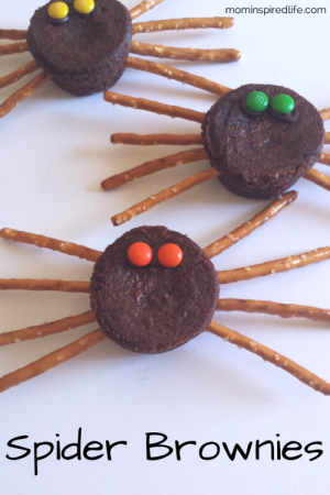 Brownie-Spider-Snack-Dessert