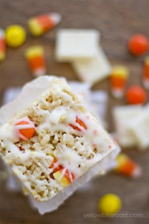 Candy-Corn-Crispy-Treats