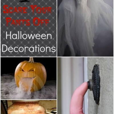 15 Scare Your Pants Off Halloween Decorations