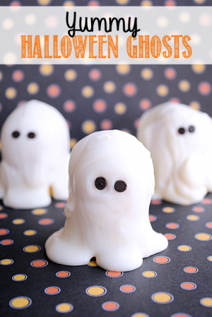 Halloweenghosttreat