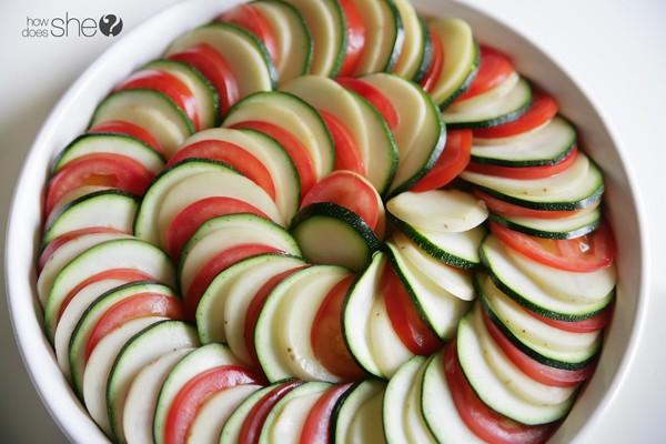 Vegetable Tian (10)