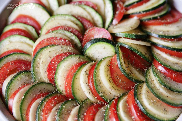 Vegetable Tian (11)
