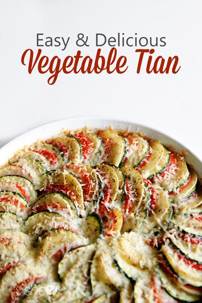 Vegetable Tian (1)