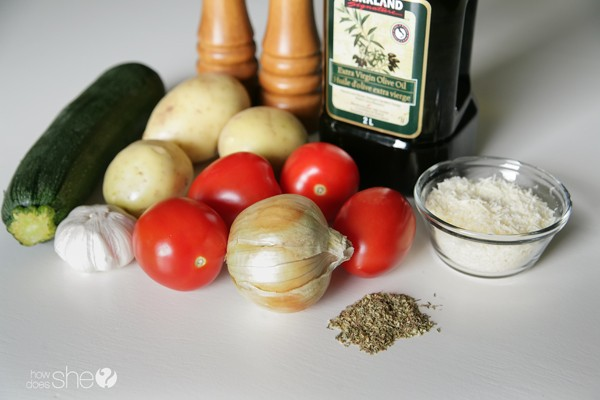 Vegetable Tian (2)