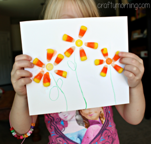 candy-corn-flower-craft-for-kids1