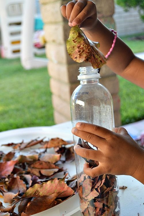 13 Easy Leaf Crafts Kids Can Actually Do! How Does She