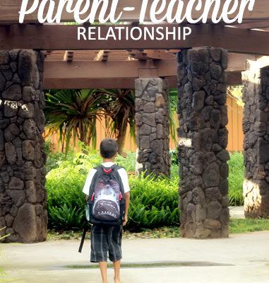 Encouraging a Positive Parent-Teacher Relationship