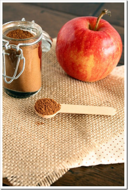 apple pie homemade spice mix