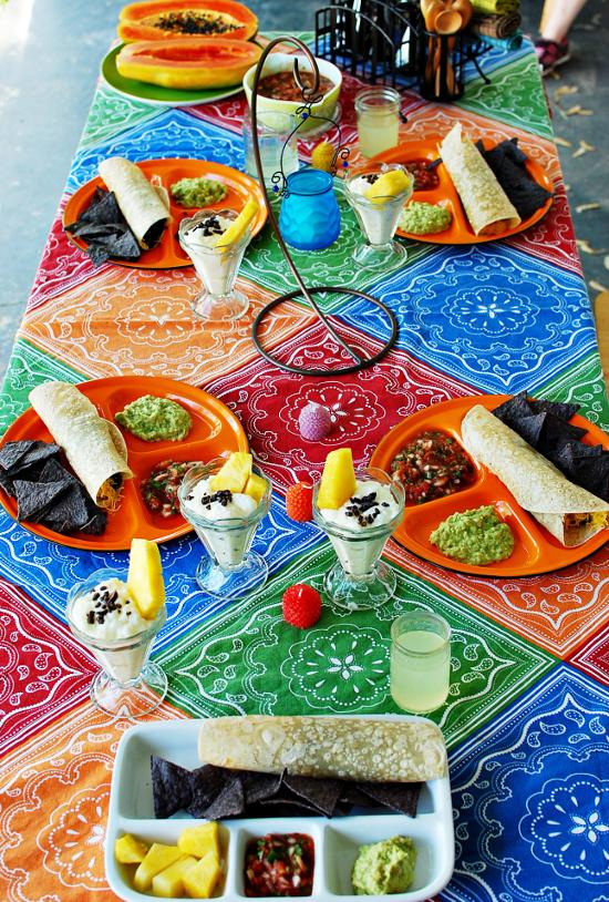 table cloth 9