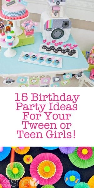 Remarkable idea Young teen girls birthday party games something