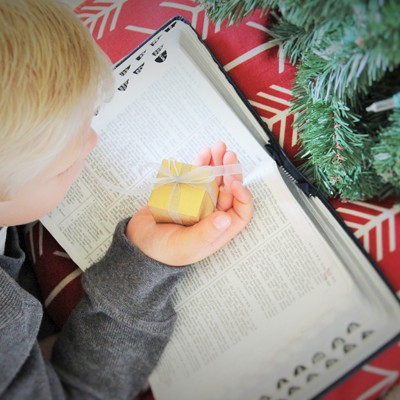 25 Days of Christ – A New Christmas Tradition