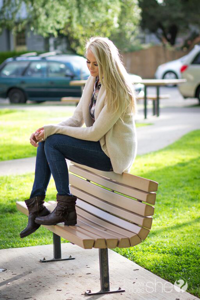 Fall boots with style and Comfort!