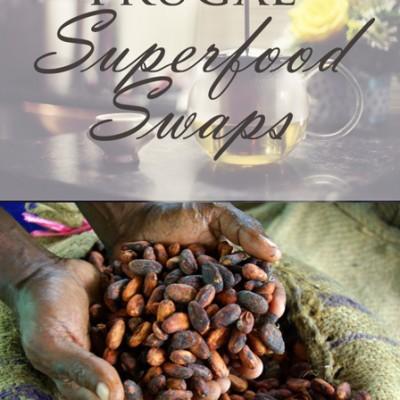 Frugal Superfood Swaps