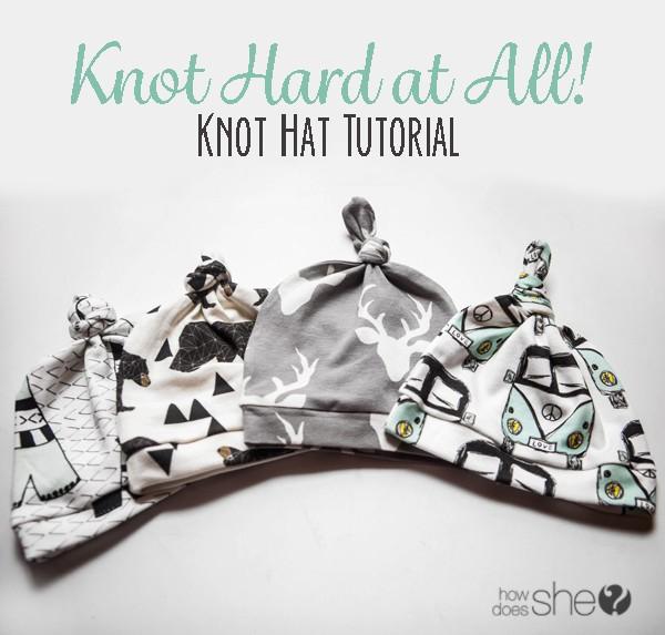 HDS-KNOT HAT