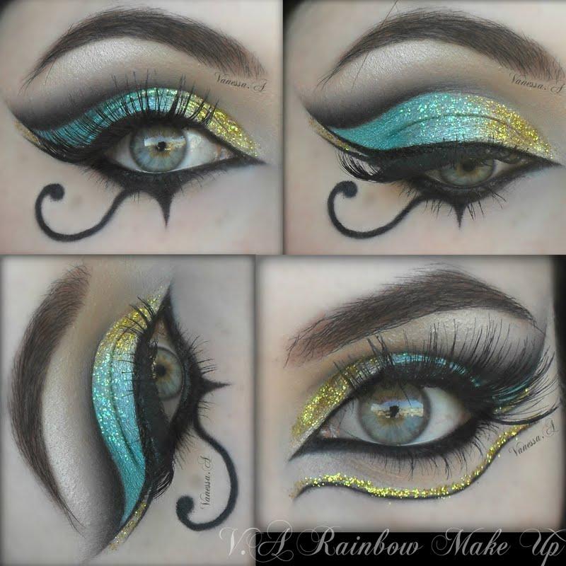 Halloween makeup 11
