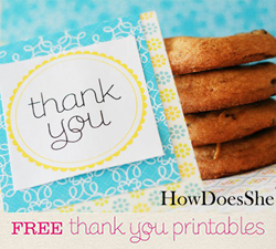 "Free ""thank you"" gift giving printables"