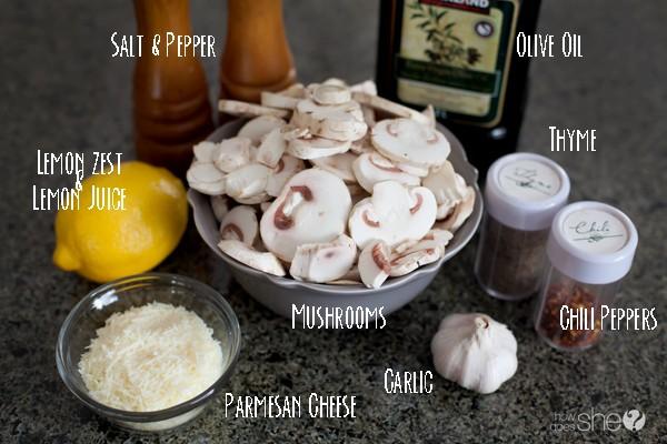 easy peasy lemon and red pepper baked mushrooms (1)