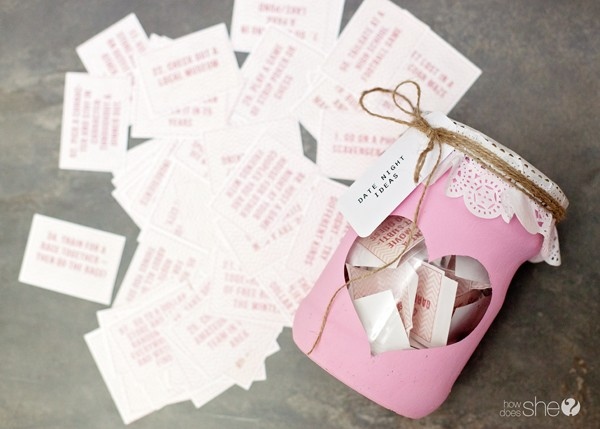 Exclusive FREE Printables: 100 Date Night Ideas Under $30!