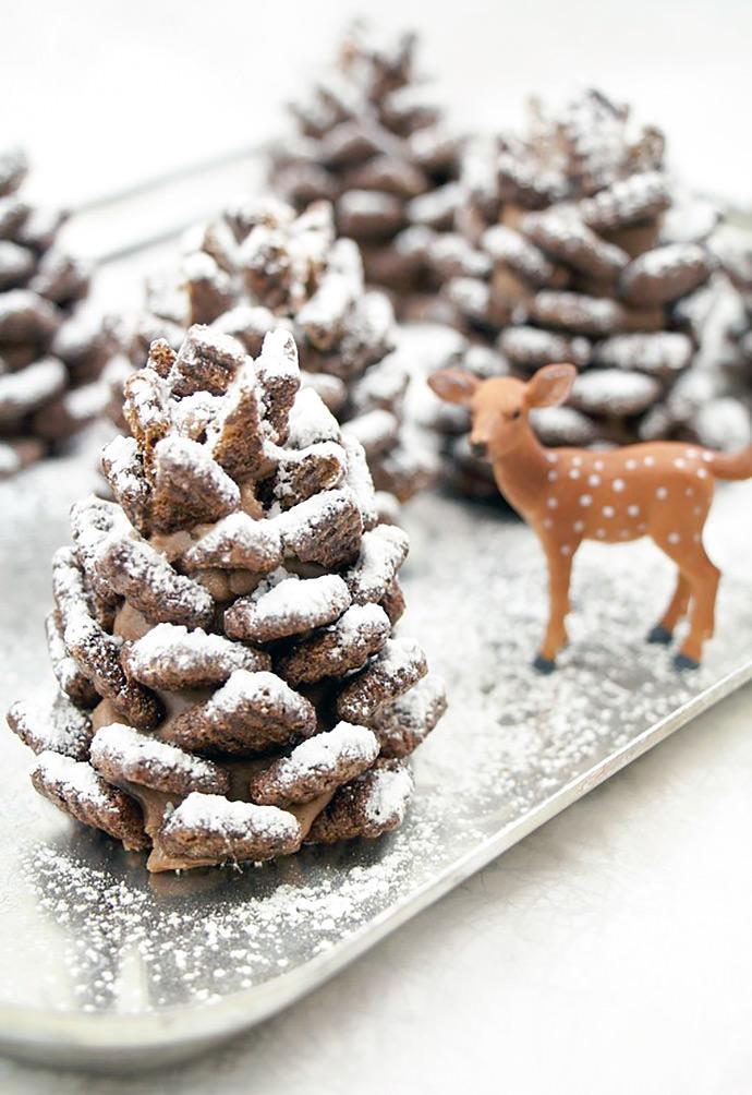 Edible Christmas Crafts 1
