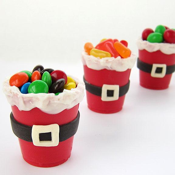 Edible Christmas Crafts 13