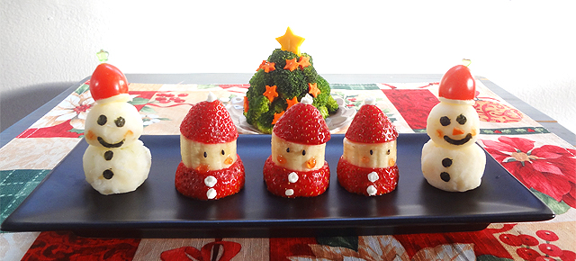 Edible Christmas Crafts 14