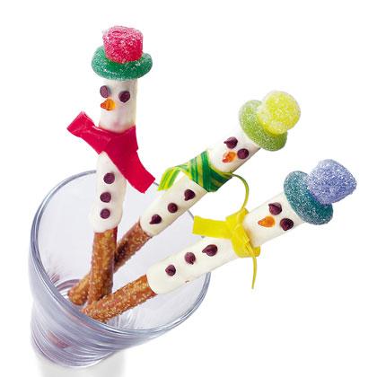 Edible Christmas Crafts 3