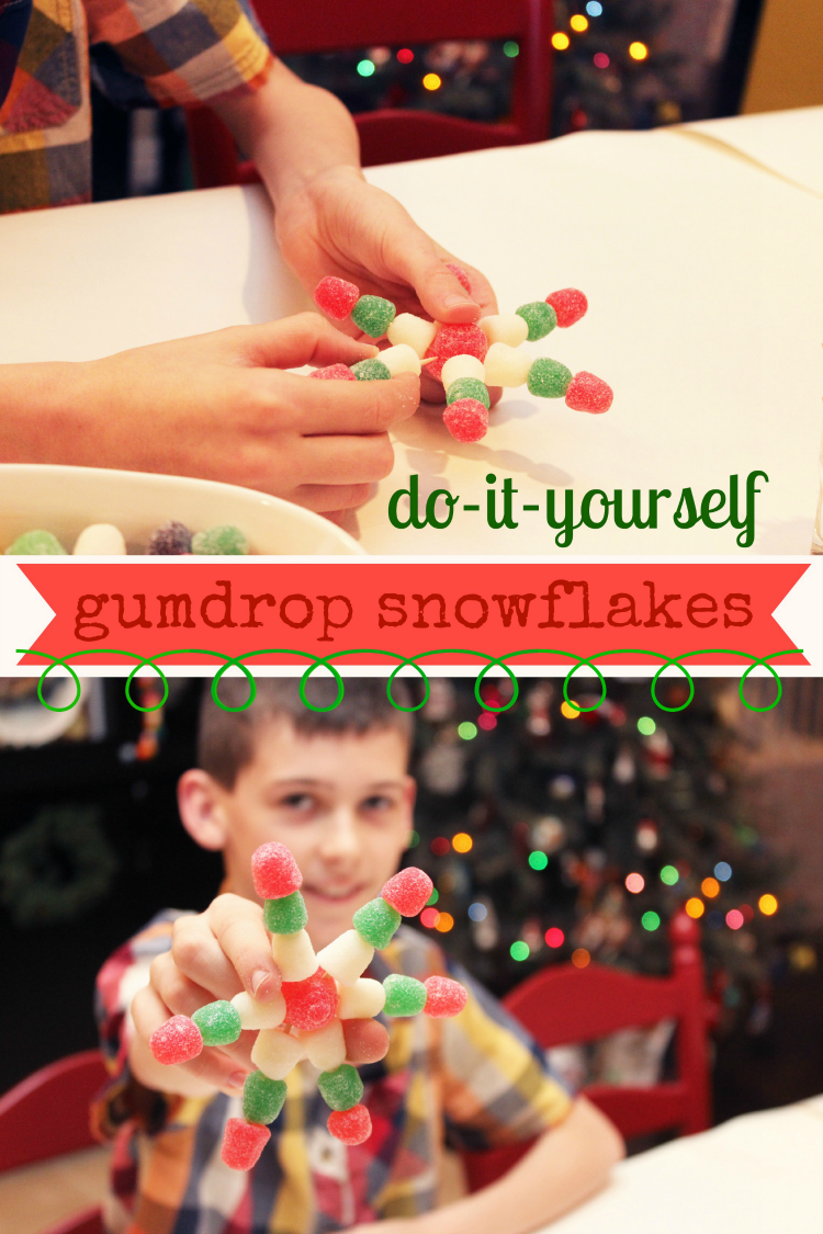 Marshmallow Christmas Ornaments