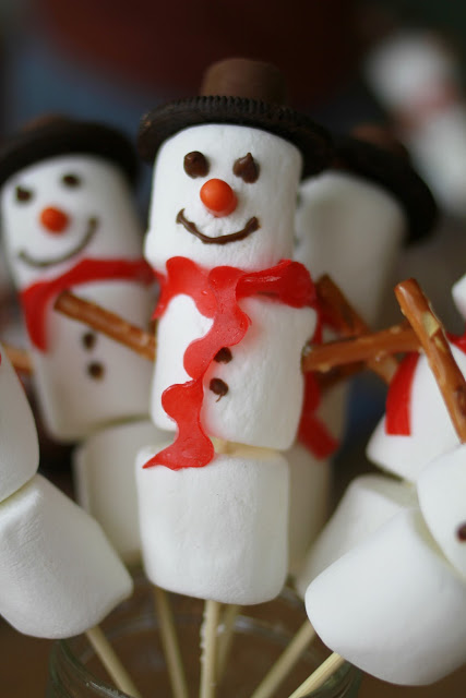 Edible Christmas Crafts 8