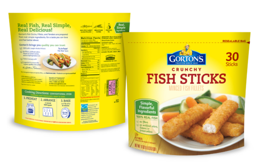 Gortons Fish Sticks
