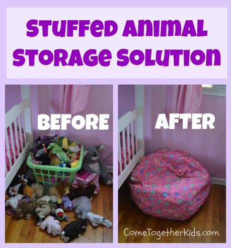 Ideas for Toy Storage