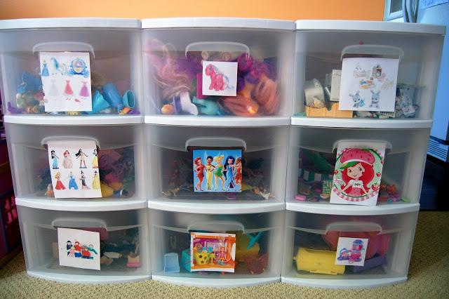 Organize toys 5