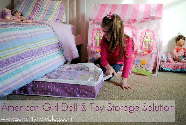 Ideas for Toy Storage